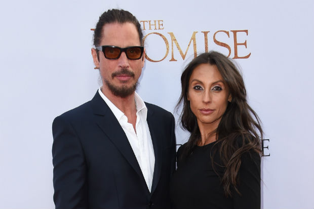 chris cornell wife vicky