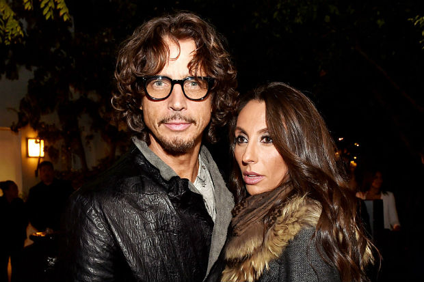 chris cornell wife widow vicky