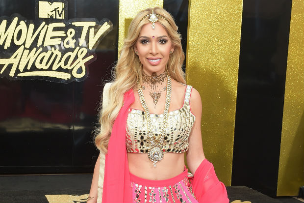 farrah abraham bindi bollywood cultural appropriation