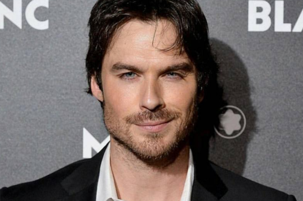 Ian Somerhalder's Friend Arrested for Illicit Stash of Pictures