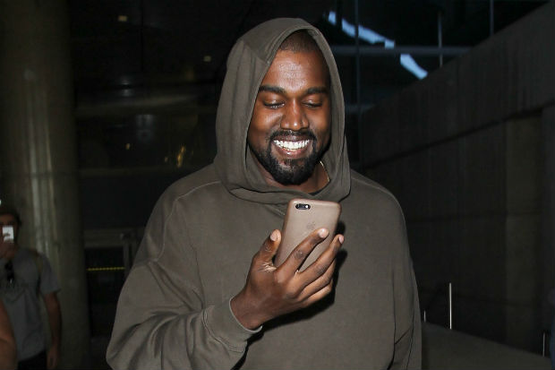 Kanye West Just Deleted His Twitter and Instagram