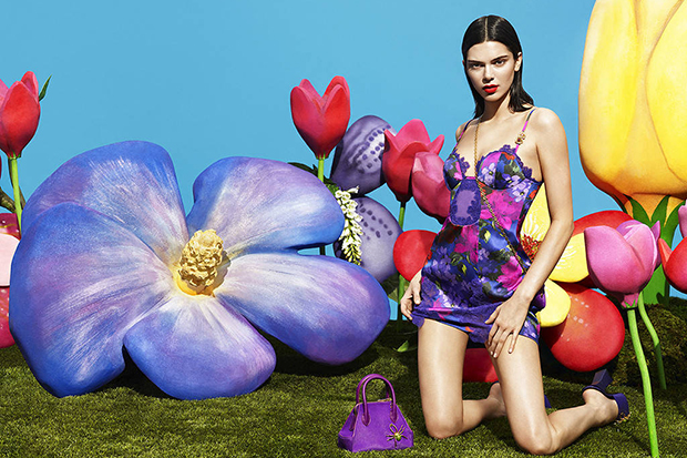 Kendall Jenner Poses in Lingerie for Oz-Inspired La Perla Campaign