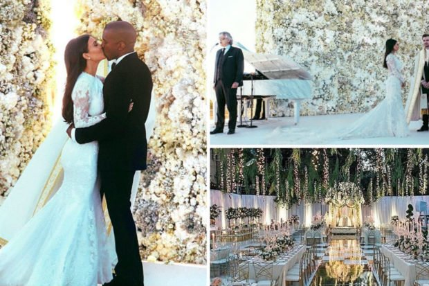 Wait, How Much?! See The Cost of These Celeb Weddings!