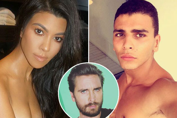 Kourtney Kardashian's Makeup Artist Gifted Her A BUTT PLUG?? WATCH HERE!