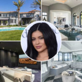 Kylie Jenner Is Now Living in This $35 Million Mansion