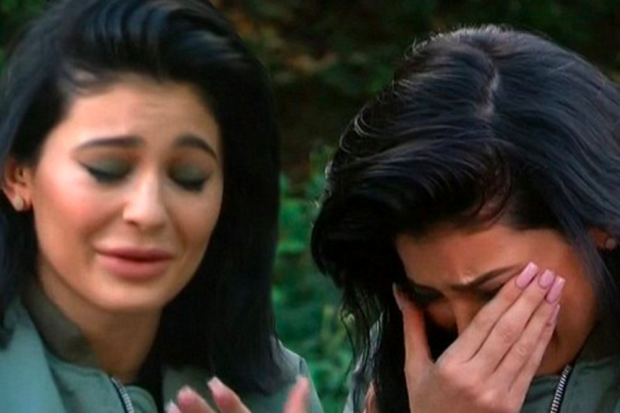 """I Feel Horrible!"" Kylie Jenner Breaks Down After Shocking Split"