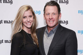Lance Armstrong Is Engaged to Anna Hansen