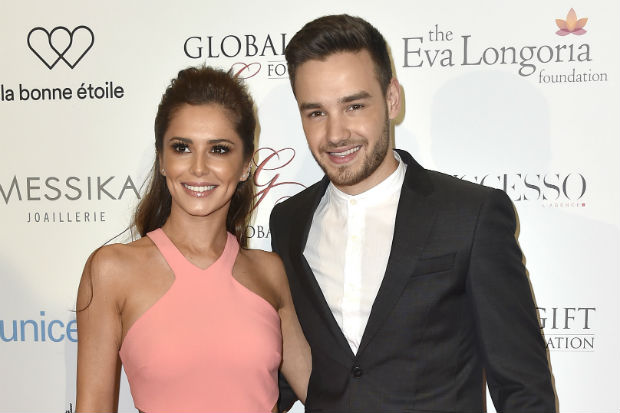 liam payne cheryl cole red carpet dating relationship together