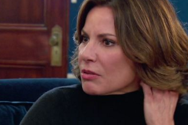 'RHONY's Luann Ambushed Over Tom's (Alleged) Cheating!