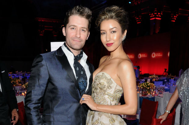 matthew morrison wife renee puente
