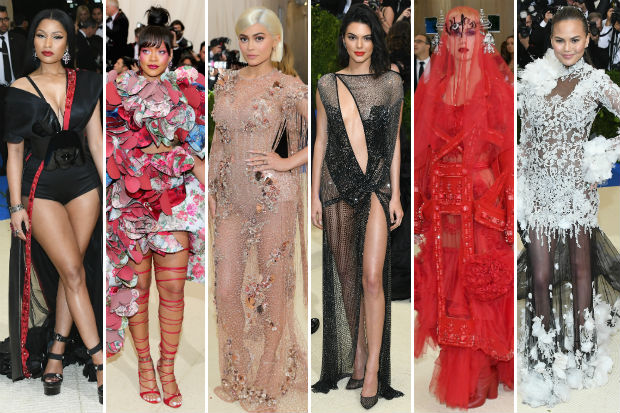 met gala 2017 best worst dressed fashion celebrities