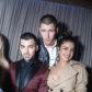 Joe Jonas, Nick Jonas, Priya Chopra
