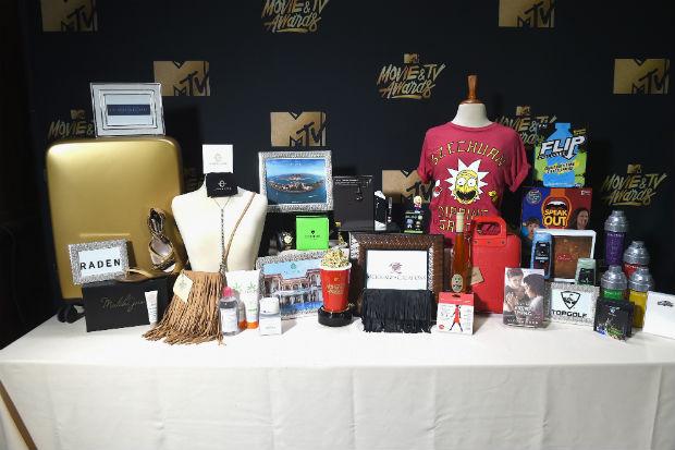 MTV Movie & TV Awards 2017 Gift Bag