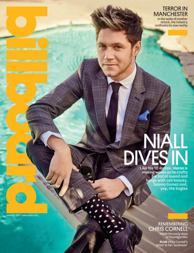 Niall Horan Billboard Cover 2017