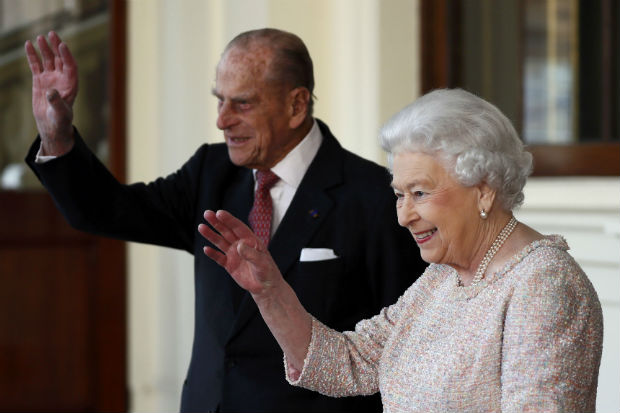 prince philip husband queen elizabeth