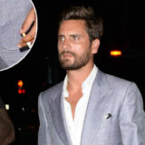 Scott Disick Walks Around with His Fly Undone After Hooking Up with Bella Thorne