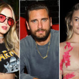 Scott Disick Caught on a Dinner Date with Bella Thorne by Rumored Girlfriend Ella Ross
