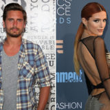 Scott Disick Cozies Up to a Dripping Wet Bella Thorne in Cannes