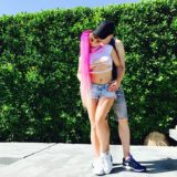 Ariel Winter Flaunts Underboob in Coachella Photos