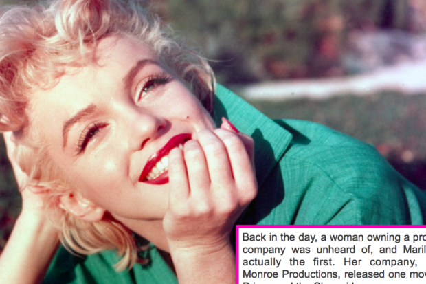 HBD Marilyn! Here Are Some Facts You Didn't Know About Marilyn Monroe