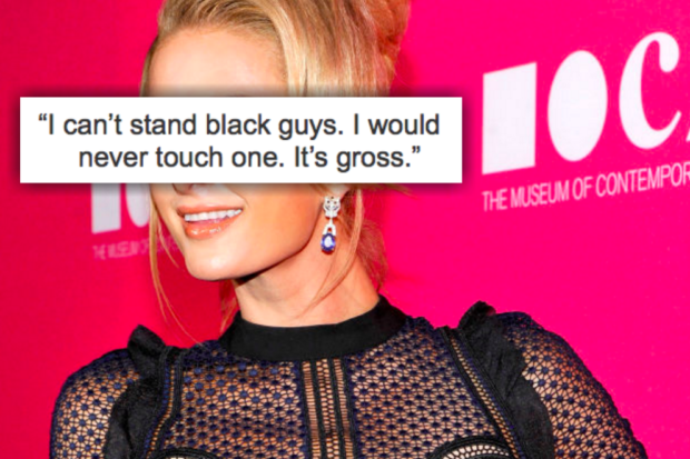 Celebs Caught Saying Racist Comments