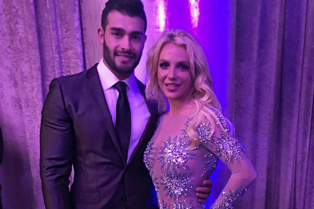Britney Spears Boyfriend Sam Asghari