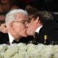 Steve Martin Martin Short kiss