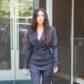 kim kardashian suit