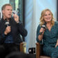 """NEW YORK, NY - JUNE 21:  Will Ferrell and Amy Poehler visit Build Studios to discuss their new movie """"The House"""" at Build Studio on June 21, 2017 in New York City.  (Photo by Jamie McCarthy/Getty Images)"""