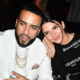 Kendall Jenner Cozies Up Next to French Montana