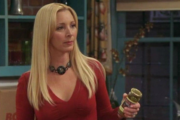 friends lisa kudrow phoebe