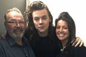 Harry Styles' Stepdad Passes Away After Cancer Battle