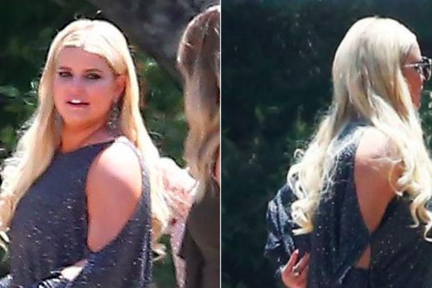 Is Jessica Simpson Pregnant?
