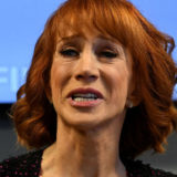 Kathy Griffin Breaks Down as She Accuses Donald Trump of Bullying