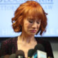 kathy griffin crying cries tears sad donald tump blood severed head photo shoot beheaded