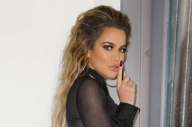 Khloe Kardashian Accused of Stealing Another Company's Designs for Good American Jeans
