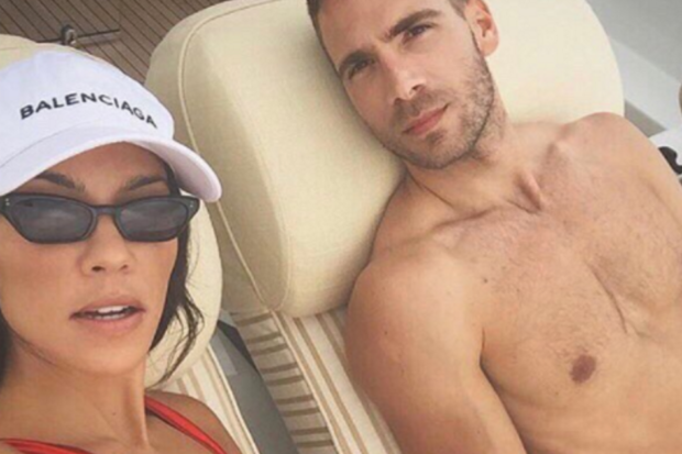 Trouble in Paradise: Kourtney Splits From Her Model Boyfriend