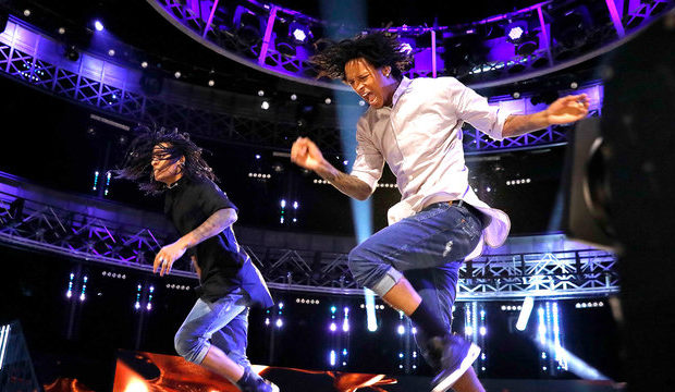 Les Twins are Breaking Necks to Win 'World of Dance'