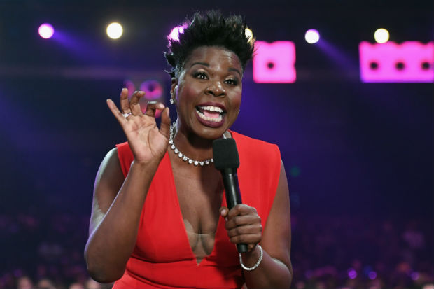 Leslie Jones Blasts the Ritz-Carlton: