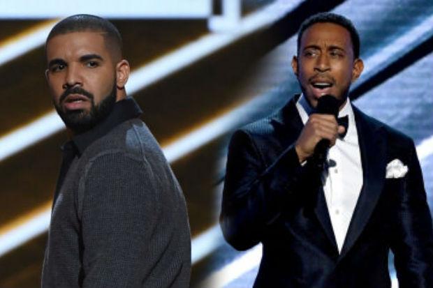Drake Ludacris feud beef over