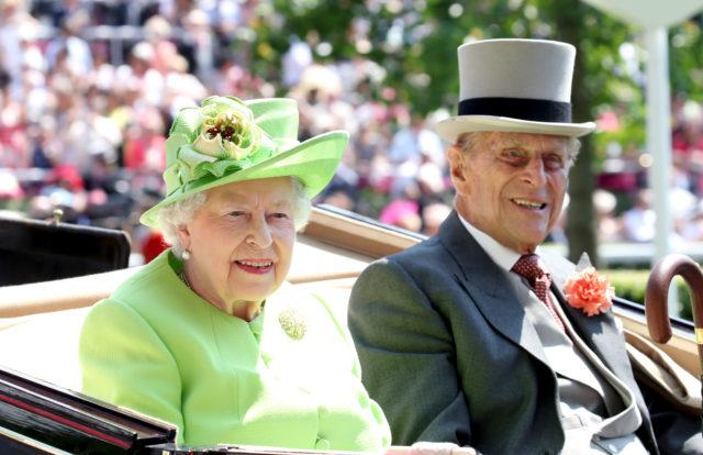 prince philip queen elizabeth ii