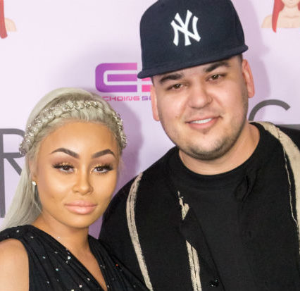 Rob Kardashian and Blac Chyna Custody Battle Heats Up