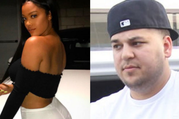 Mehgan James Allegedly Lied About Being Rob Kardashian's Girlfriend for Fame