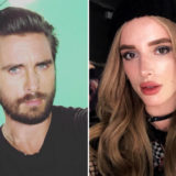 Scott Disick May Have Just Sent Bella Thorne a Bouquet of Apology Flowers