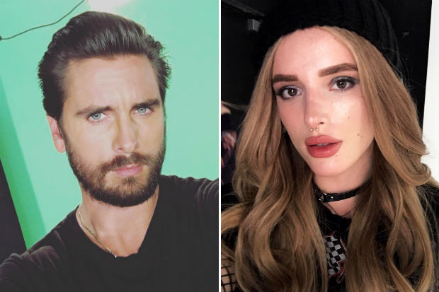 Bella Thorne Admits Scott's Drinking Problem Was Terrifying