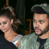 Selena Gomez Flashes Her Nips During Date Night with The Weeknd