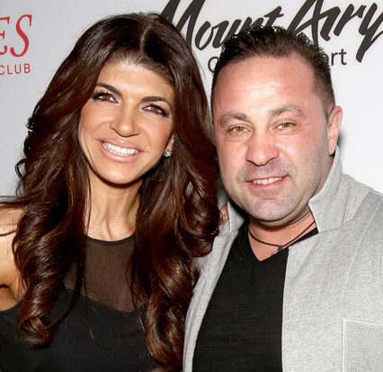 Teresa Joe Giudice husband