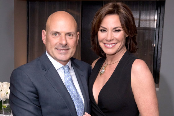 'RHONY' Luann D'Agostino's Husband Trashes Marriage!