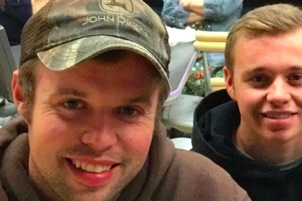 Duggar Brothers Caught Courting the Same Girl