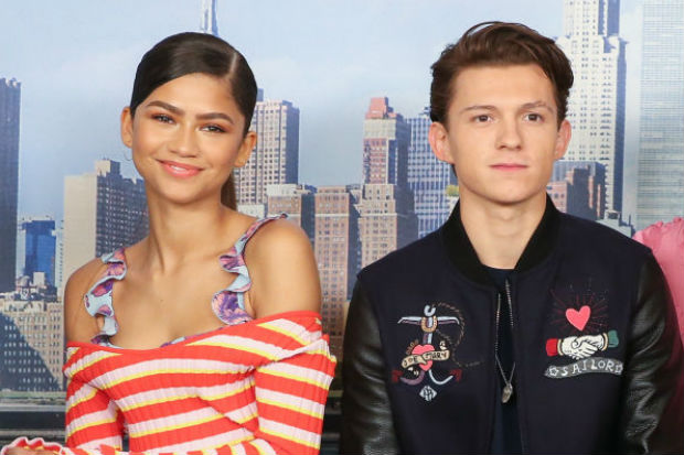 'Spider-Man: Homecoming' Star Tom Holland May Be Secretly Dating Zendaya